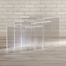 Monsen 3 Piece Nesting Table Set