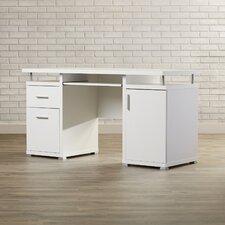 2 Drawer Computer Desk