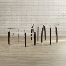 Markley 3 Piece Coffee Table Set