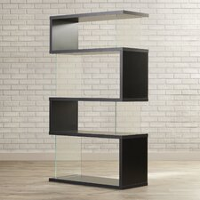 "Ignacio 63"" Accent Shelves Bookcase"