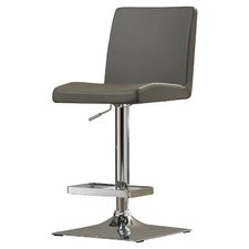Alvaro Adjustable Height Swivel Bar Stool