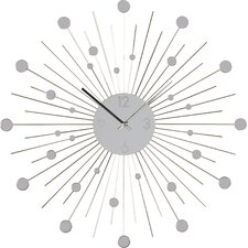 Oversized 24'' Wall Clock