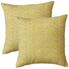 Dicken Throw Pillow (Set of 2)
