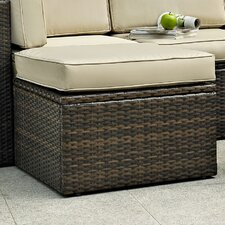 Crosson Ottoman with Cushion