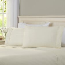 Mayne 400 Thread Count Premium Long-Staple Combed Cotton Sheet Set