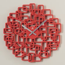 "Faning 19"" Wall Clock"