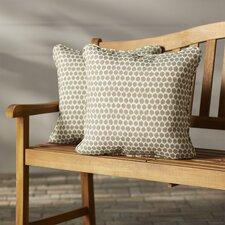 Eris Indoor/Outdoor Throw Pillow (Set of 2)