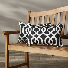 Stark Indoor/Outdoor Throw Pillow (Set of 2)