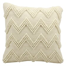 Lohr Chevron Wool Throw Pillow