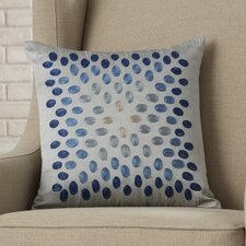 Hill Poly Slub Throw Pillow