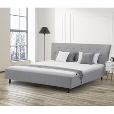 Loken Upholstered Platform Bed
