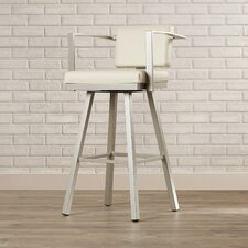"Caudillo 30.25"" Swivel Bar Stool"