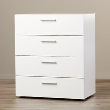 Lopiccolo Bedroom 4 Drawer Dresser