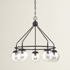 Cranston 5 Light Chandelier