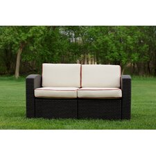 Loggins Loveseat with Cushions