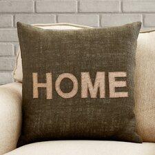 Woodfin Hot Home Jute Throw Pillow