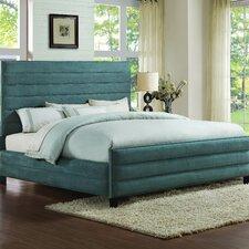 Luby Upholstered Platform Bed