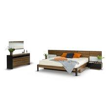 Martel Platfom 5 Piece Bedroom Set