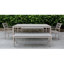 Mouton 5 Piece Dining Set