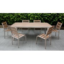 Mouzon 7 Piece Dining Set