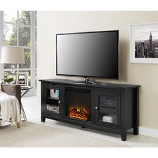 Andy TV Stand with Electric Fireplace