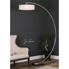 """Kristian 81.5"""" Arched Floor Lamp"""