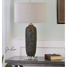 """Zaire 29.25"""" H Table Lamp with Drum Shade"""