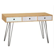 Coleford Geometric Writing Desk