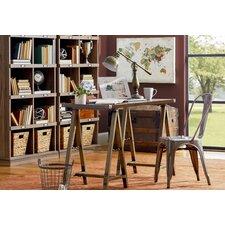 Earleville Sawhorse Desk