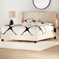 Gill Queen Upholstered Panel Bed