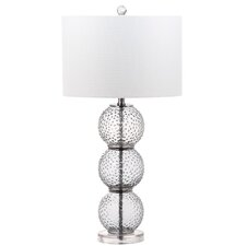 """Elliott 28.5"""" GlassTable Lamp"""
