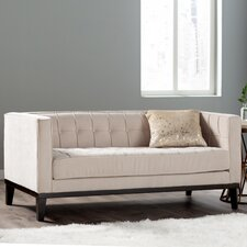 Verdi Tufted Loveseat