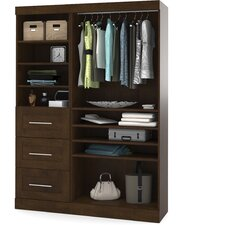 "Walley 60.8"" Wide Closet System"