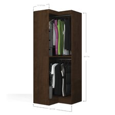 "Walley 32.25"" Wide Closet System"
