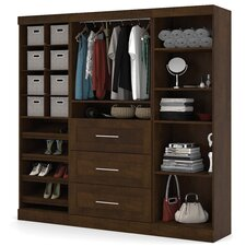 """Walley 85.75"""" Wide Closet System"""