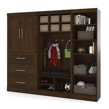 """Walley 96.38"""" Wide Closet System"""