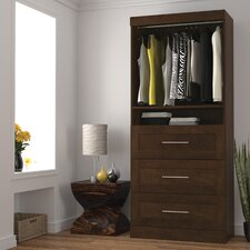 Walley Wide Closet System