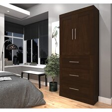 """Walley 35.8"""" Wide Closet System"""