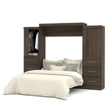 Truett Queen Murphy Bed