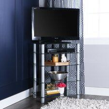 Maderia Multi-Level Component Stand with Shelves