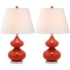 "Courtney 24"" H Table Lamp (Set of 2)"