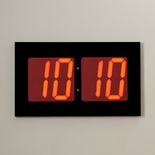 """Goose Point 15"""" Numerals LED Wall Clock"""