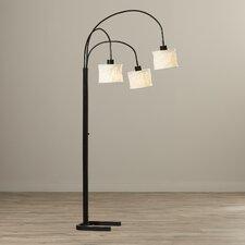"Silverthorn 82"" Arc Floor Lamp"