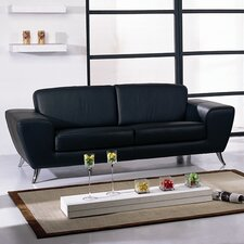 Alonso Leather Sofa