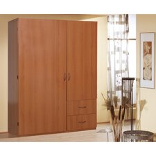 Dewey 3 Door Wardrobe