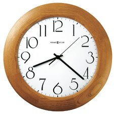 "Santa Fe Quartz 12.75"" Wall Clock"