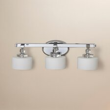 Earthcott Green 3 Light Bath Vanity Light