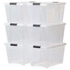 Rawlings Stack and Pull Modular Latch Box (Set of 6)