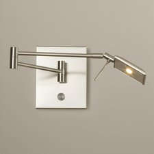 Gates 1 Light Swing Arm Lamp