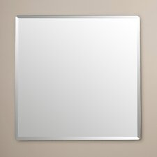 Kayden Frameless Beveled Wall Mirror